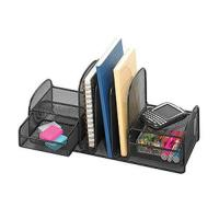 Buy cheap Onyx Mesh Desk Organizers from wholesalers