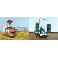 Buy cheap Combine Harvester & Rice Transplanter from wholesalers