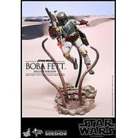 Buy cheap Hot Toys Star Wars Deluxe Boba Fett from wholesalers