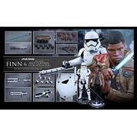 Buy cheap Hot Toys Star Wars the Force Awakens Finn with Stormtrooper 6th Scale AF from wholesalers