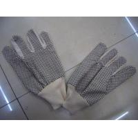 Buy cheap pvc dotted cotton gloves PVC Dotted Glove from wholesalers