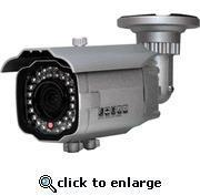 Buy cheap Sony Ex-view HAD II CCD 42 IR leds and a 2.8 to 12mm lens 700 Lines from wholesalers