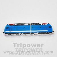 Buy cheap TRAIN Custom Shape Rubber USB Drive from wholesalers