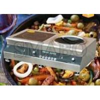 Buy cheap Hottest Electric Double Burner Induction Cooker from wholesalers