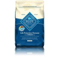 Buy cheap Blue Buffalo BLUE Senior Dog Chicken & Brown Rice 30 lb from wholesalers