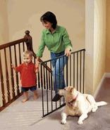 Buy cheap Kidco G2001 Safeway Wall Mount Safety Gate In Black New! Free Shipping! from wholesalers