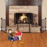 Buy cheap Kidco G3100 Auto Close Hearthgate - Black - New! Free Shipping! from wholesalers