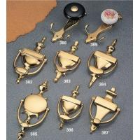 Buy cheap Brass Handles&knobs P37- SOLID BRASS DOOR KONCKERS&HOOKS from wholesalers