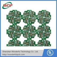 Buy cheap FR4 1.6mm thickness double-sided PCB Board from wholesalers