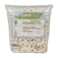 Buy cheap Caremail Biodegradable Packing Peanuts - White, .34 cu ft. from wholesalers