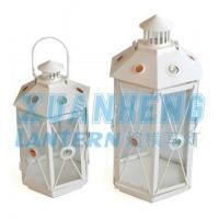 Wholesale Purple Moroccan Candle Lantern
