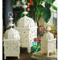 Buy cheap Snow Moroccan Lantern from Wholesalers