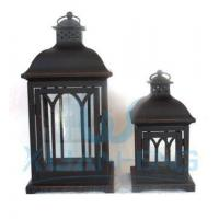 Buy cheap Color Glass Candle H Model No.:XL-040 from wholesalers