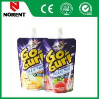 Buy cheap Plastic Stand up Shaped Spout Retort Packaging Food Bag from wholesalers