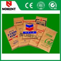 Buy cheap Open Mouth Wall Putty Powder Packaging Paper Bag from wholesalers