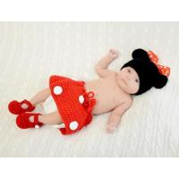 Buy cheap Minnie Mouse Crochet Diaper Cover Set from wholesalers