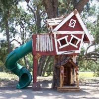 Buy cheap Daniels Wood Land Tommy's Turbo Terrace Tree House from wholesalers