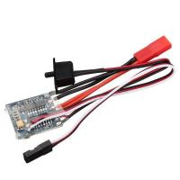 Buy cheap Boat Parts RC Car And Boat ESC Brushed Speed Controller With Brake from wholesalers