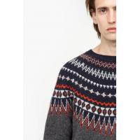 Buy cheap Men NewStrickpullover mit Fair Isle Muster 299Strickpullover mit Fair Isle Muster from wholesalers