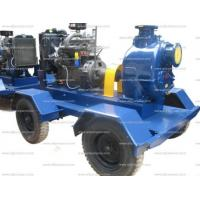 Buy cheap Self Priming Trash Pumps Skid or Trailer Mounted Product Class :Diesel Water Pumps from wholesalers