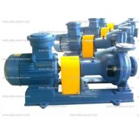 Buy cheap IHF Fluorine Plastic Lining Chemical Pumps Product Class :Chemical Pumps product