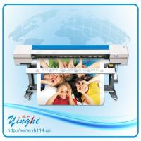 Large format Economical Piezo Eco Solvent Printing Machine