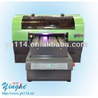 Buy cheap Multifunctional a3 small format uv flatbed printer from wholesalers