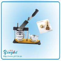 Buy cheap Badge Button Maker Machine from wholesalers