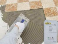 Buy cheap C2TES2 high-toughness tile adhesive from wholesalers