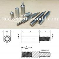 Buy cheap Custom Standoffs & Spacers Screw Machine Parts & Custom Machined Parts from wholesalers