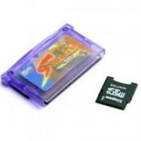 Buy cheap Supercard Mini-SD GBA Flashcart For GBA/Gameboy Advance SP/NDSL with MiniSD Adapter from wholesalers