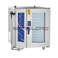 Buy cheap 10 Tray/20 Tray Combi Steamer with Boiler (Digital Type/Touch Screen Type) from wholesalers