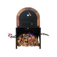 Buy cheap Bakery Equipment & Accessory K123 Small/Middle/Big 2-Layer Woodfire Pizza Oven +86 20-34709971 from wholesalers