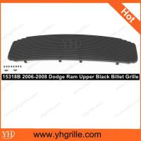 Buy cheap 2006-2008 Dodge Ram Main Upper Black Aluminum Billet Grille from wholesalers