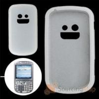 Buy cheap Clear White Silicone Case for Palm Treo 800W Silicone Skins from wholesalers