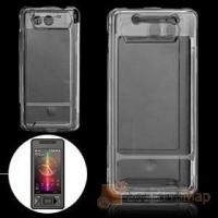 Buy cheap Crystal Hard Plastic Phone Cover Case for Sony Ericsson Xperia X1 Cell Phone Cases from wholesalers