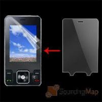 Buy cheap Mobile Cell Phone LCD Screen Guard Shield Protector for LG KC550 Screen Protectors from wholesalers