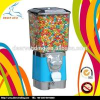 new high quality vending machine for candy/capsule/gumball selling