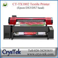 Buy cheap CRYSTEK CT-TX1802 Texitle Printer product