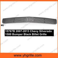 Buy cheap 2007-2013 Chevy Silverado 1500 Bumper Black Billet Grille from wholesalers
