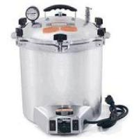 Buy cheap Wisconsin Aluminum Steroclave 50X Bench-model Autoclave Sterilizer from wholesalers