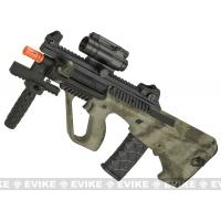 Buy cheap ASG Licensed Steyr AUG A3 XS Commando Airsoft AEG Rifle - A-TACS AU from wholesalers