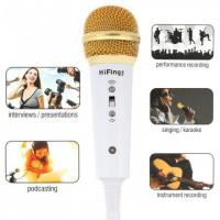 Buy cheap HiFing Microphone for Phone Pad PC from wholesalers