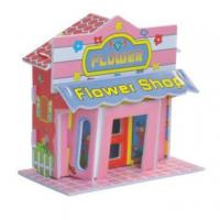 Buy cheap Small House 3d Puzzle Safe 2610 product