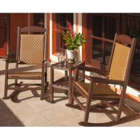 Buy cheap Jefferson Woven Rocker 3-Piece Set from wholesalers