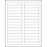 Buy cheap Product OL200 - 3.4375 X 0.669 File Folder Labels from wholesalers