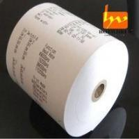 Buy cheap High quality 80x80 thermal paper jumbo rolls pos paper roll thermal paper from wholesalers