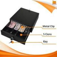 Buy cheap 4bill 5coin Key Lock Standard Compact Cash Drawer from wholesalers