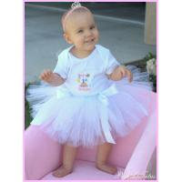 Buy cheap Babies First Birthday Tutu Outfit Onesie - 7031 from wholesalers