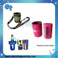 Buy cheap Neoprene cooler holder product